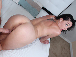 Anna Oksana Wakes Up StepBrother
